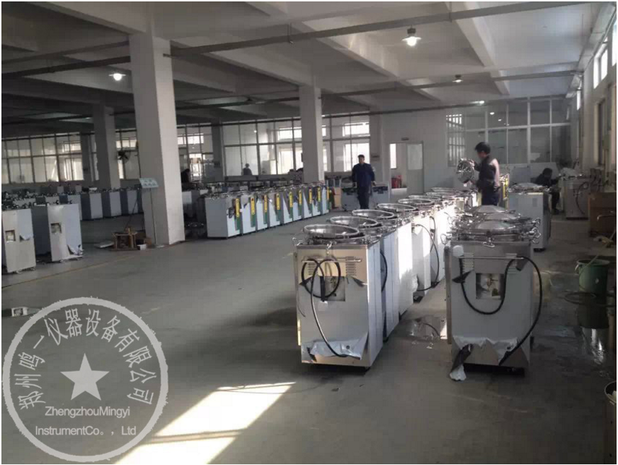 laboratory autoclave factory