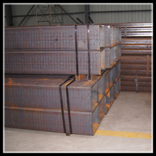 BS High Quality Welded Hollow Rectangular Steel Pipe