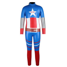 Seaskin Kids 3mm Smooth Skin Back Zip Wetsuit