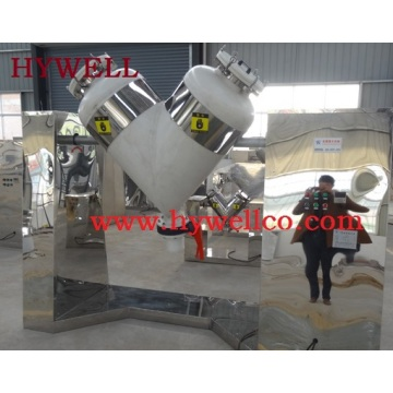 Dry Powder Mixer Machine