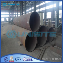 High reputation for Steel Pipe Saw weld small size steel pipes supply to Hungary Factory