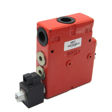 hydraulic proportional flow control valve