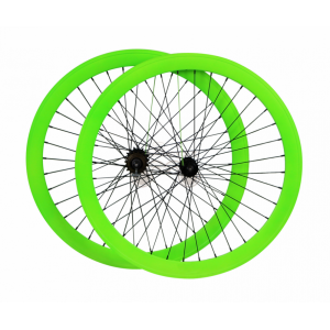 700C 50mm Fixie Bicycle Wheelset