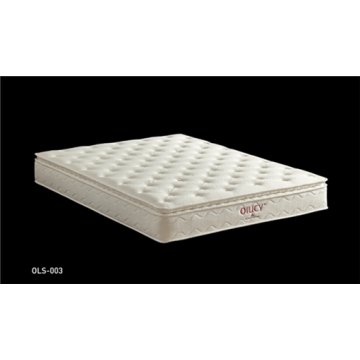 Mattress With Springs & Foam
