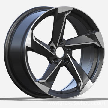 Aluminum Audi Replica Wheels