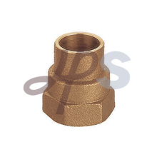 Bronze weld union coupling