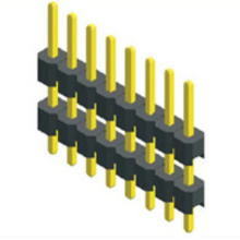3.96mm Pin Header Single Row Dual Plastic Connector