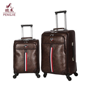 Customized Factory PU Luggage