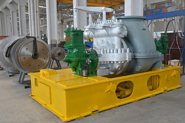 Low Paremeter Steam Turbine