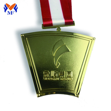 The golden metal awards gold medal