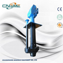 Rubber Lined Sump Suction Vertical Slurry Pump