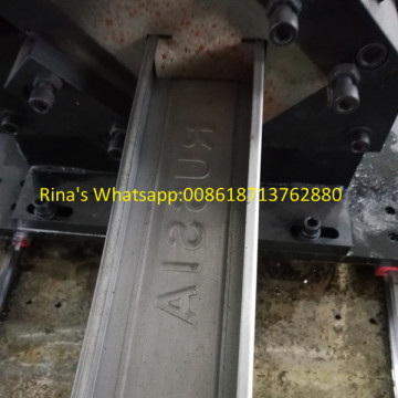 keel plate machine small keel plate machine flume keel sheet roll forming machine