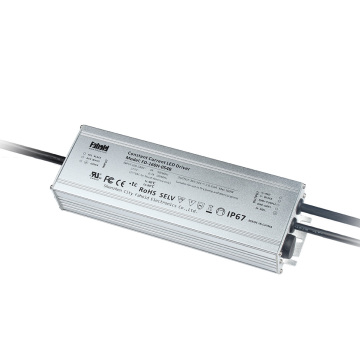 Aluminium Housing LED Driver Constant Current