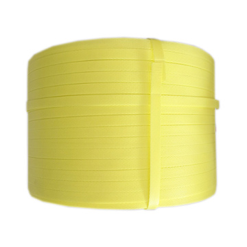Virgin material Yellow Machine grade PP strap