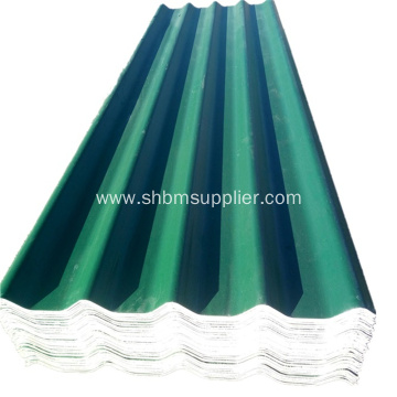 Lightweight Fireproofing MgO Roofing Sheet