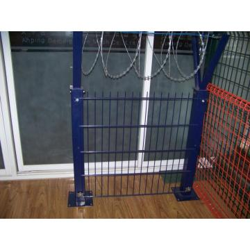 PVC Galvanized and Coated Security Fence