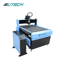 Best Price for for Mini Advertising Cnc Routers Cheap 6090 mini metal cnc engraver machine export to Canada Exporter