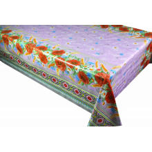 Pvc Printed fitted table covers Table Linens London