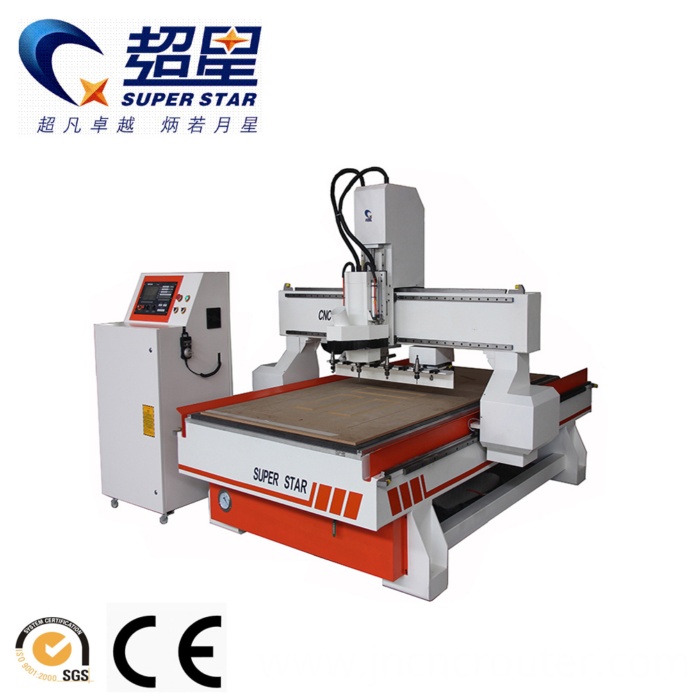 cnc machine information