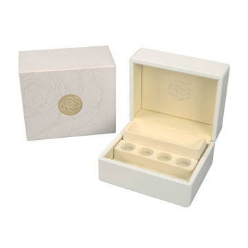 Eco-Friendly Plastic Makeup Gift Packaging Cosmetic Box