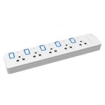 Five Way Thailand Extension Socket