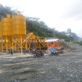 Cement Mixer Concrete Batching Plant, Trailer Mounted Model CMX1500 Interstate Trailers.