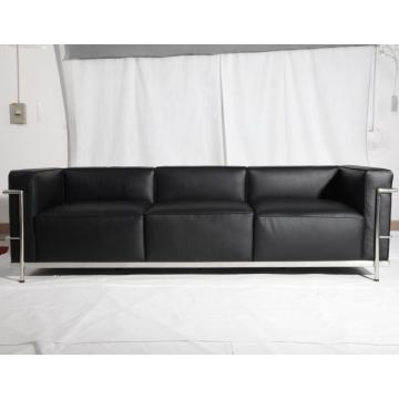 Good Quality for Supply Leather Sofa,Modern Leather Sofa,Pu Leather Sofa,Adjustable Leather Sofa to Your Requirements Le Corbusier LC3 Armchair and Sofa Replica export to India Exporter