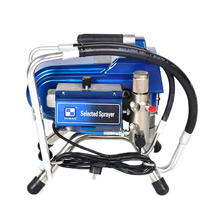 new design electrical paint spray gun