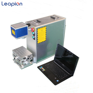 portable fiber laser marking  20w laser source