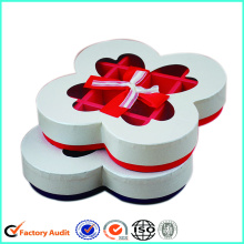China New Product for Chocolate Paper Box Fancy White Chocolate Truffle Wrapping Boxes supply to Cuba Factory