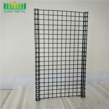 Giant Braided Welded Metal Double Circle Fence