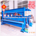 4m cold sheet hydraulic shearing machine