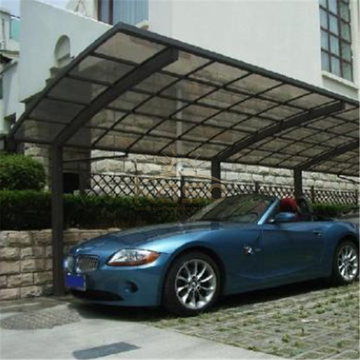 Durabl Double M Carport With Polycarbonate Sheet Roofing