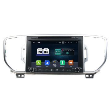 KIA Sportage GPS Navigation car dvd player