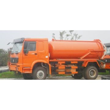 Howo7 Sewage Septic Tank Cleaning Truck
