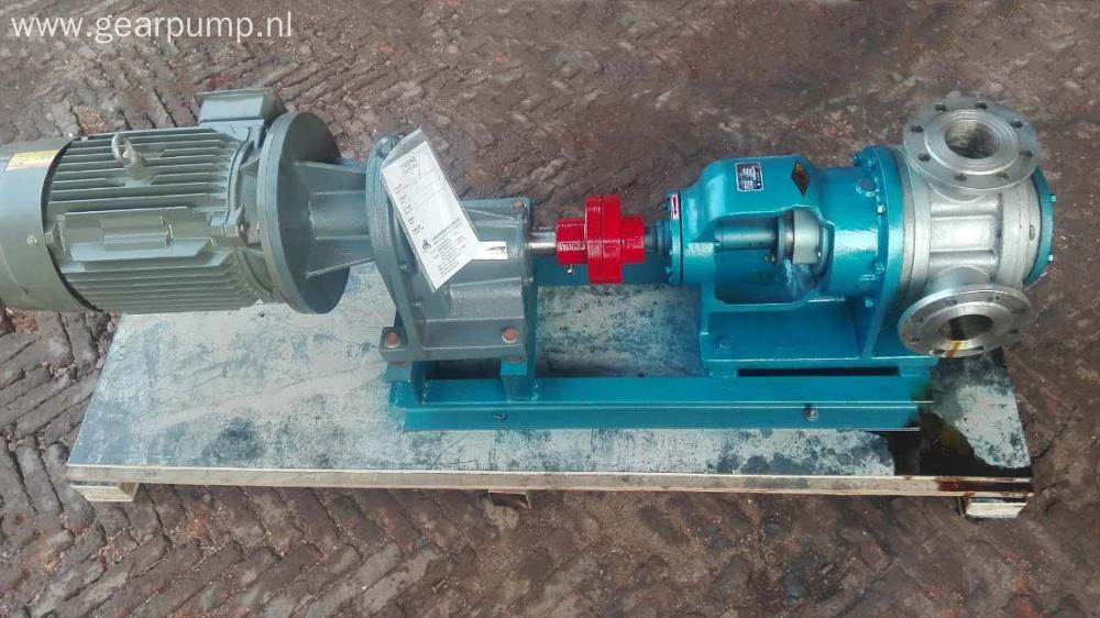 NYP high viscosity gear pump for honey