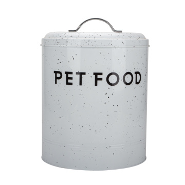 50 LB Dog Food Storage Box Container Cabinet
