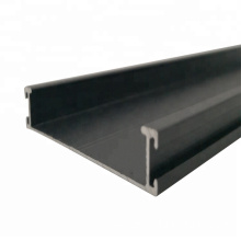 Top for Aluminium Section Partition Office Partition Anodized Aluminum Extrusion Profiles export to Burundi Factories