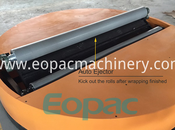 Small Roll Stretch Wrapping Machine Price