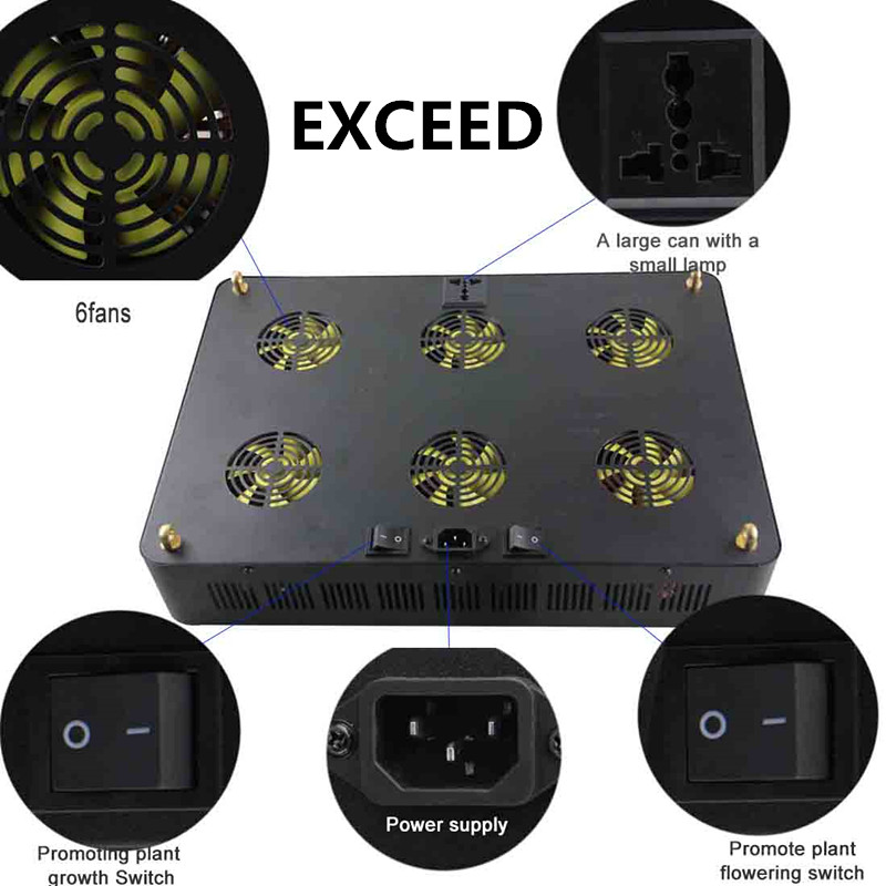 epistar led grow light cob