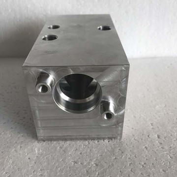 Customized High precision aluminum cnc parts