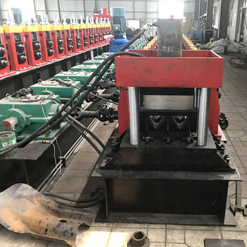 ZT200 Highway guarding rail roll forming machine