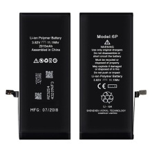I-iPhone Capacity High 6Plus 3410mAh 0 I-Cycle Battery
