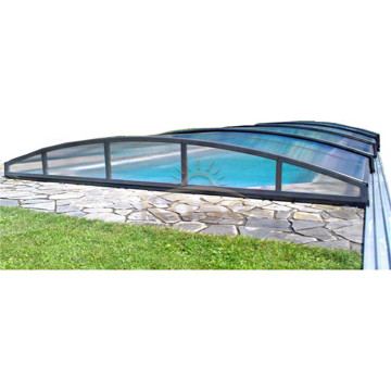 Screen Netting Rail Swimming Part Pool Enclosure Round