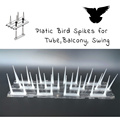 Bird Spike Strips for Fence Swing Balcony