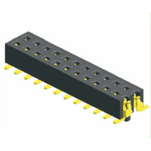 0.8mm Female Header Dual Row SMT Type