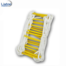 Available Folding Fire Escape Ladder with 10 meter
