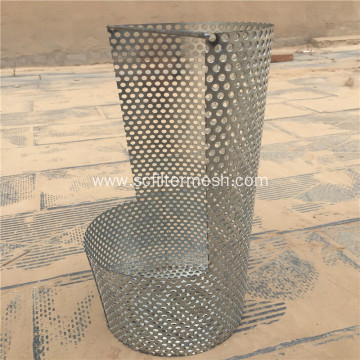 Stainless Steel Auto Air/Oil Filter Cartridge