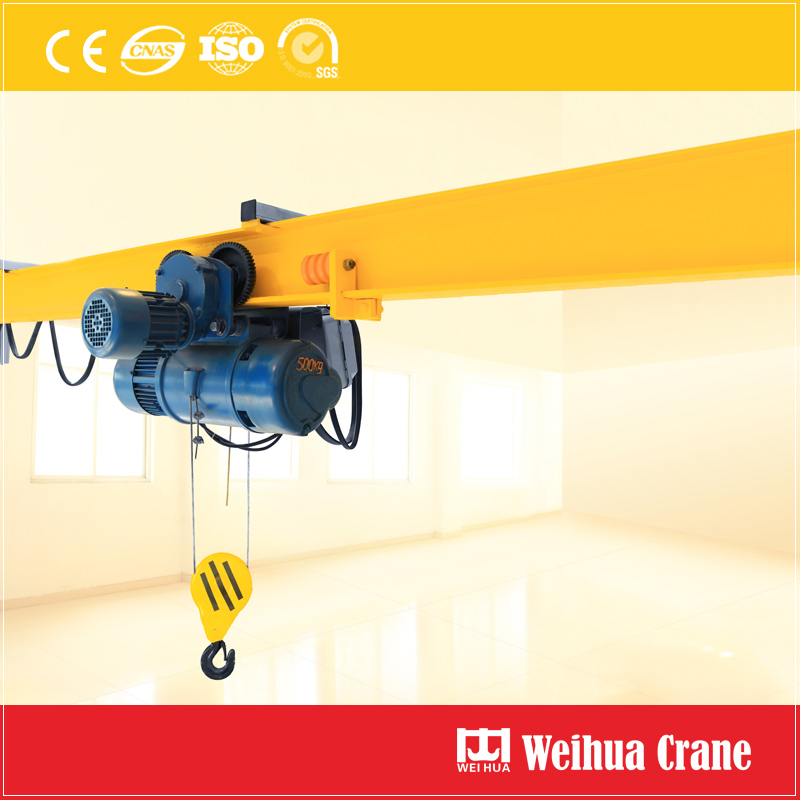 Suspension Crane With Electric Hoist