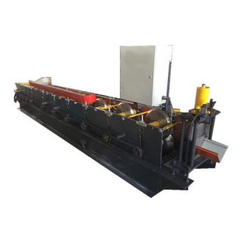 ISO certified colored metal steel profile forming machine